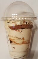 Irish Cream Sahnetorte to go mit Haselnusskrokant - Produkt - de