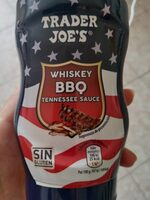 whiskey bbq tennessee sauce - Producte - es