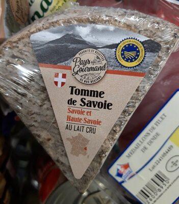 Tomme de Savoie au lait cru - Prodotto - fr