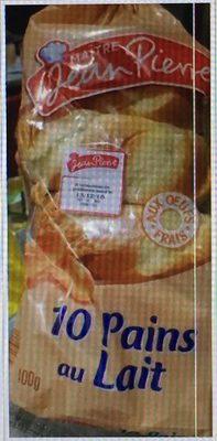 10 pains au lait Maître Jean-Pierre - Product
