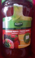 Confiture fraise mangue - Product