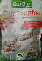 Chia Topping - Product - de