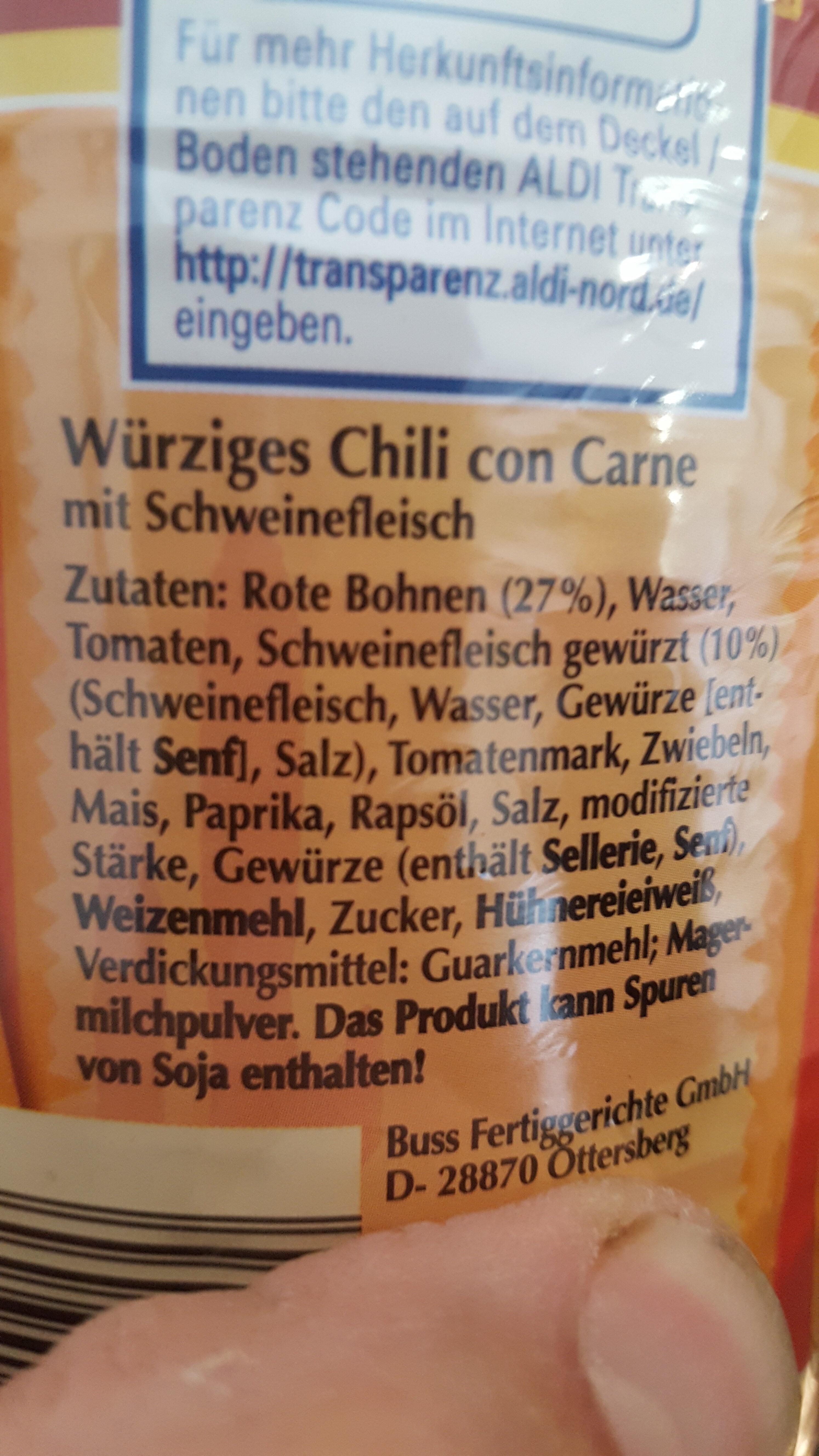 Pottkieker - Ingredients