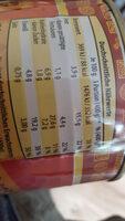 Pottkieker - Nutrition facts
