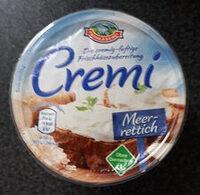 Cremi Meerrettich - Produkt