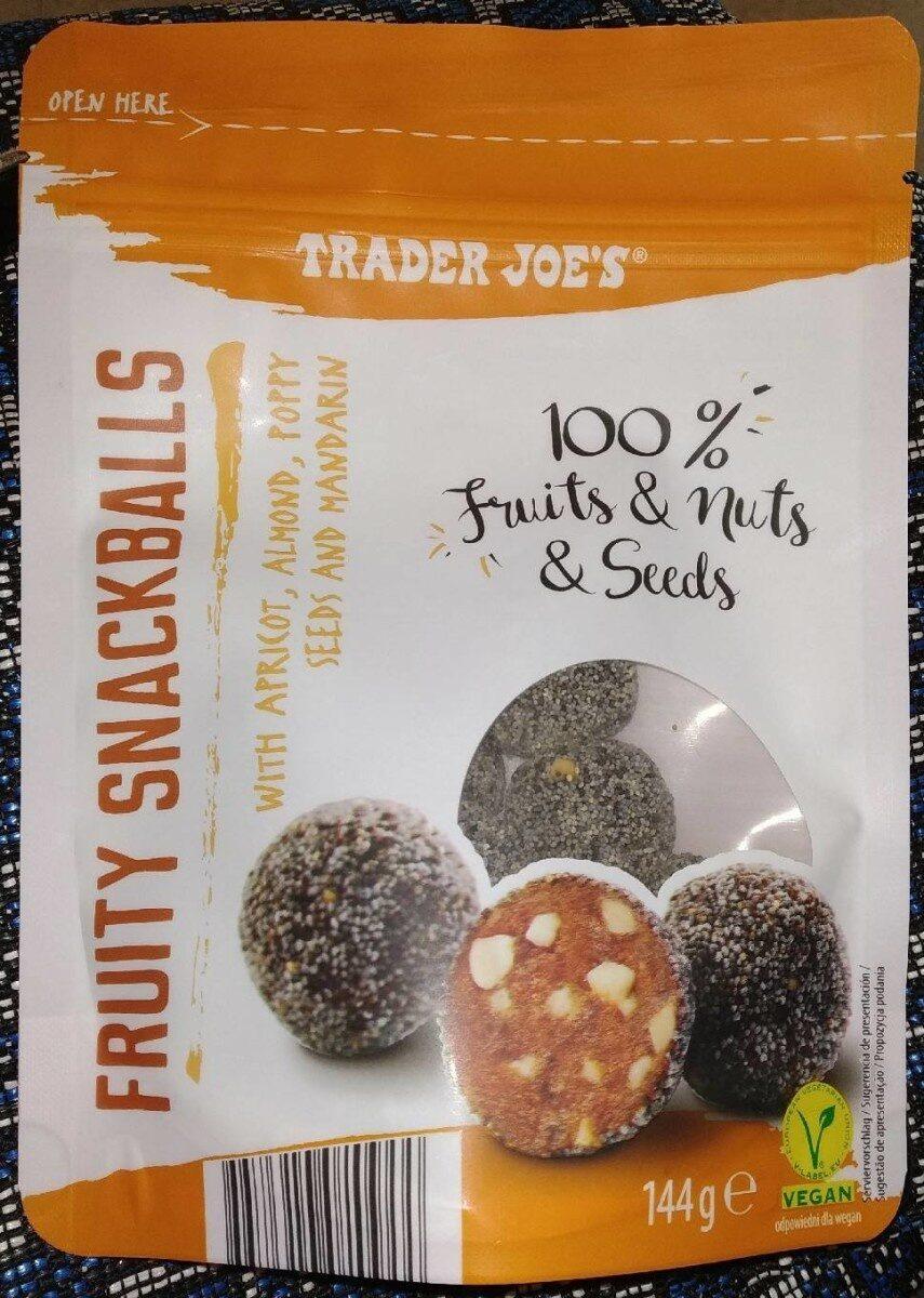 FRUITY SNACKBALLS - Product - de