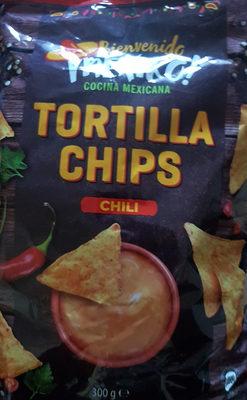 Tortilla chips chili - Product