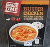 Butter Chicken mit Huhn und Reis in Tomaten-Kokos-Sauce - Product