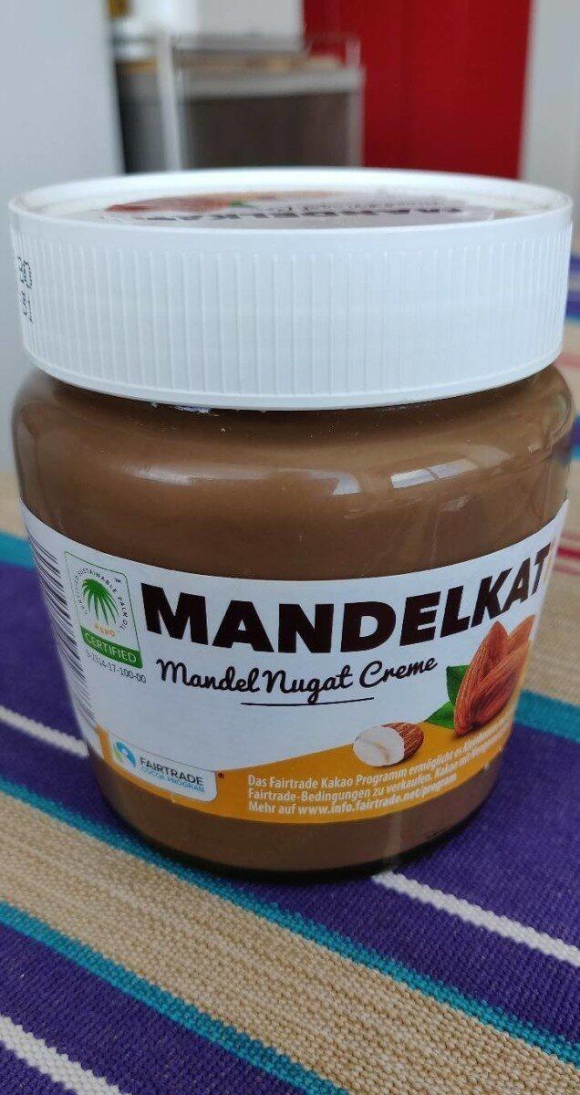 Mandel Nugat Creme - Product