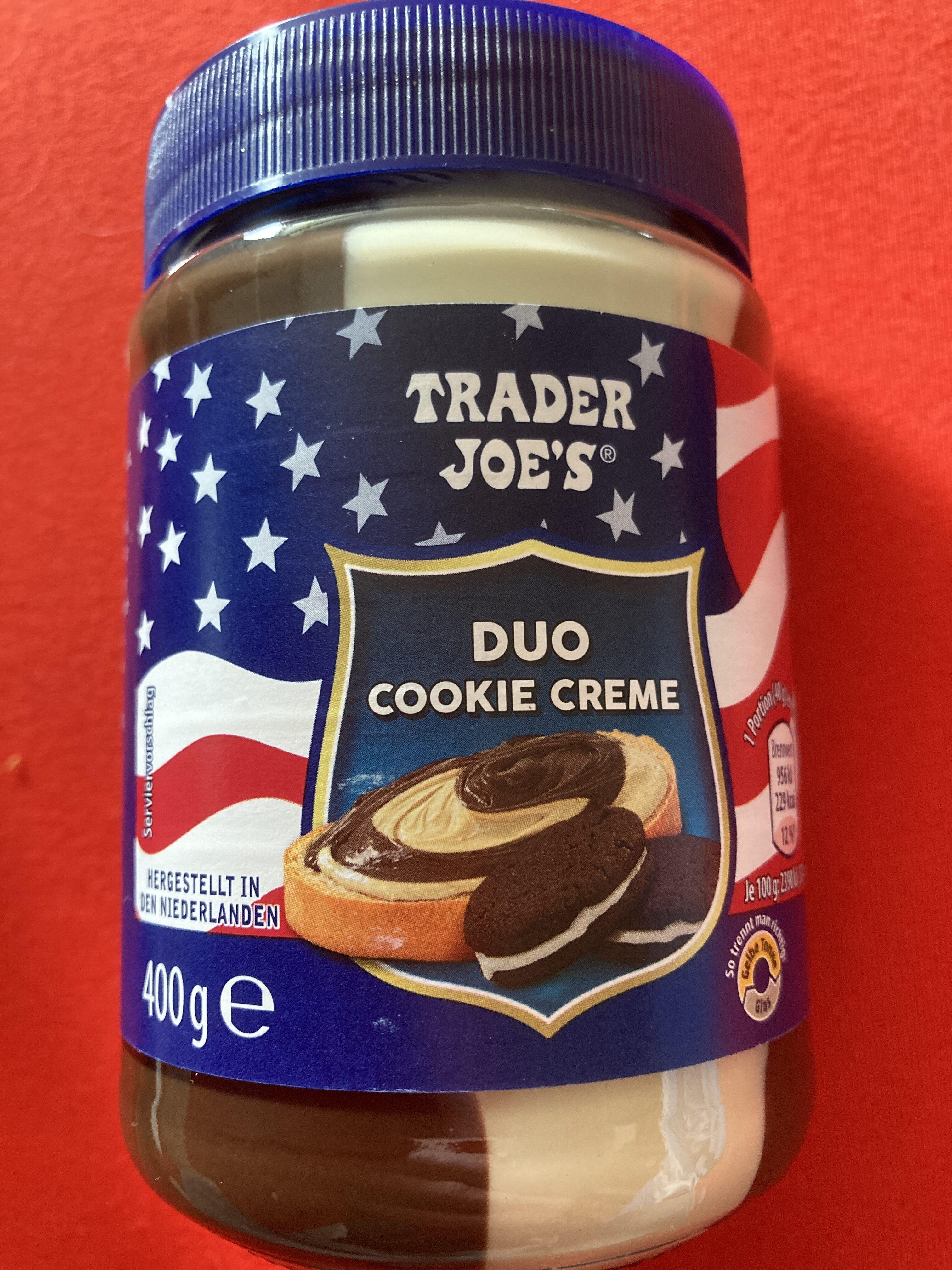 Schoko Cookie Creme - Produkt - de