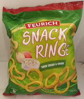 Snack Ringe Sour Cream & Onion - Product - de