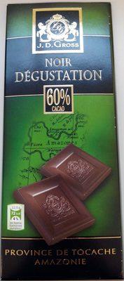Edel-Bitter-Schokolade Amazonas 60% Kakao - Producte