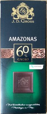 Amazonas 60% Kakao - Product - de