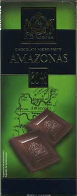 Cioccolato fondente - 60% cacao - Producto - es