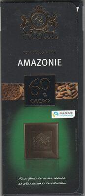 Cioccolato fondente - 60% cacao - Ingredients - fr