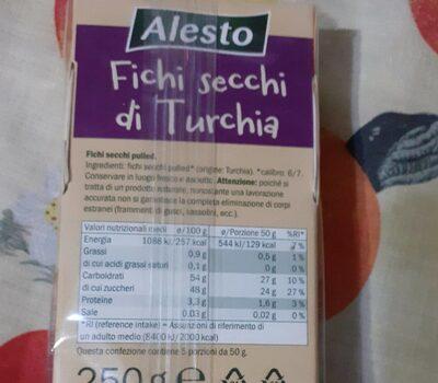 Fichi secchi di Turchia - Prodotto - it