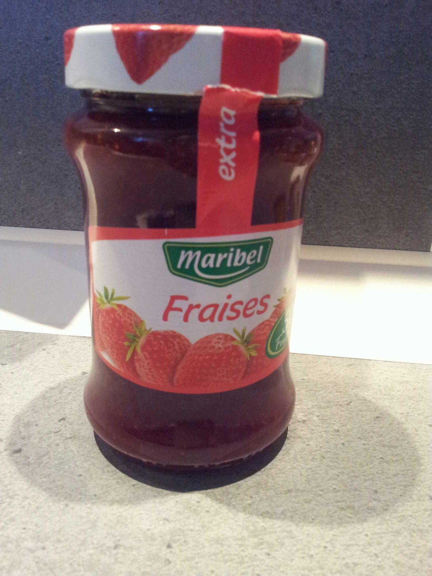Dżem ekstra truskawkowy - Product