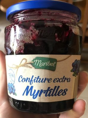 Confiture myrtilles - Product - fr