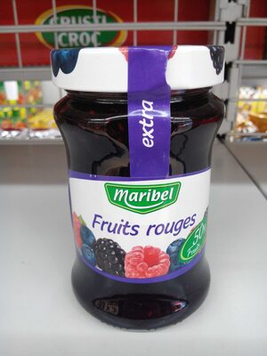 Fruits rouges extra - Product - en