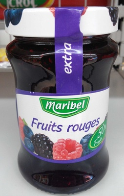Confiture extra de fruits rouges - Producte