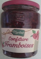Raspberry fruit spread, raspberry - Product