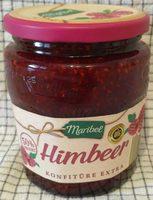 Raspberry fruit spread, raspberry - Produkt - de