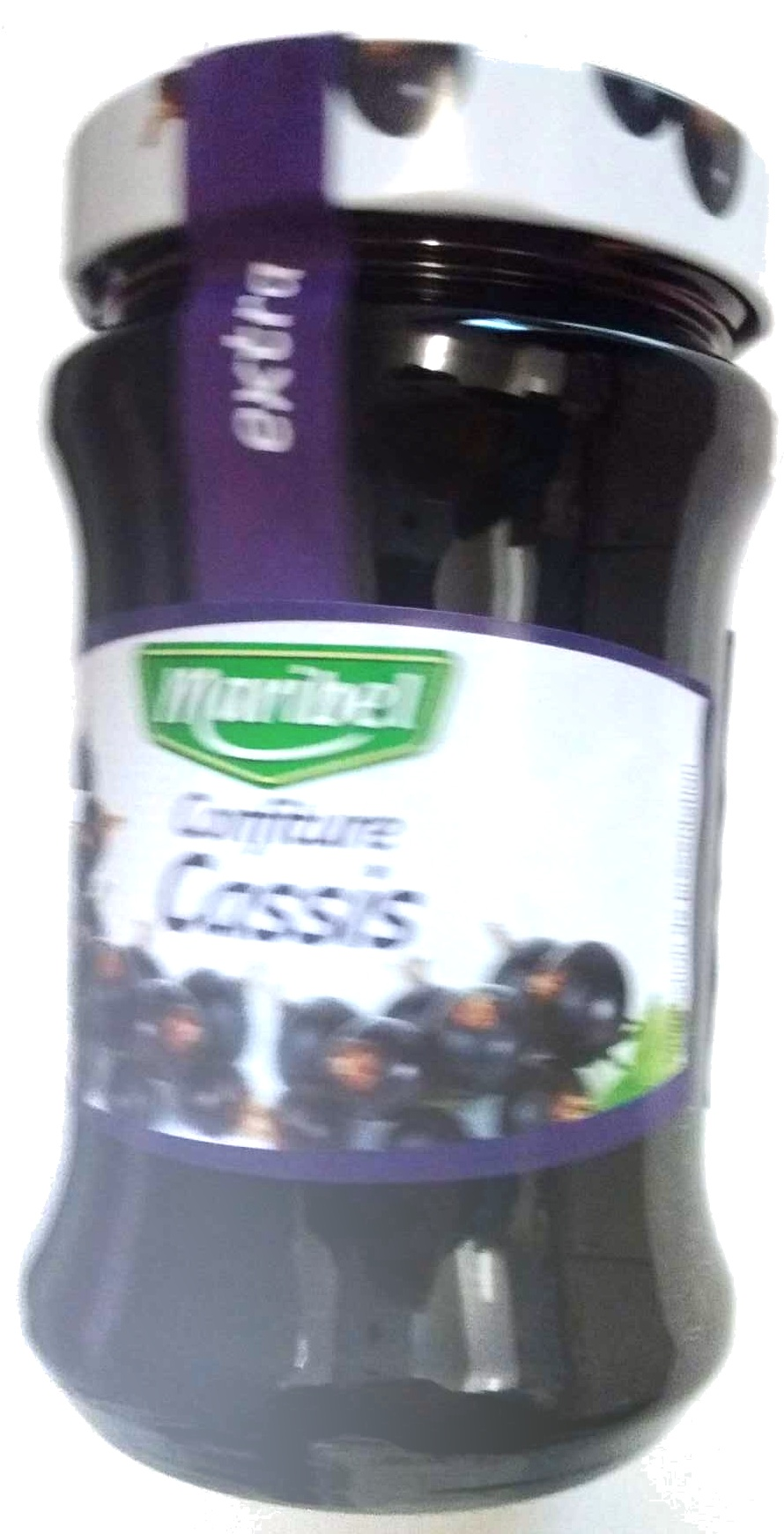 Confiture Cassis - Product