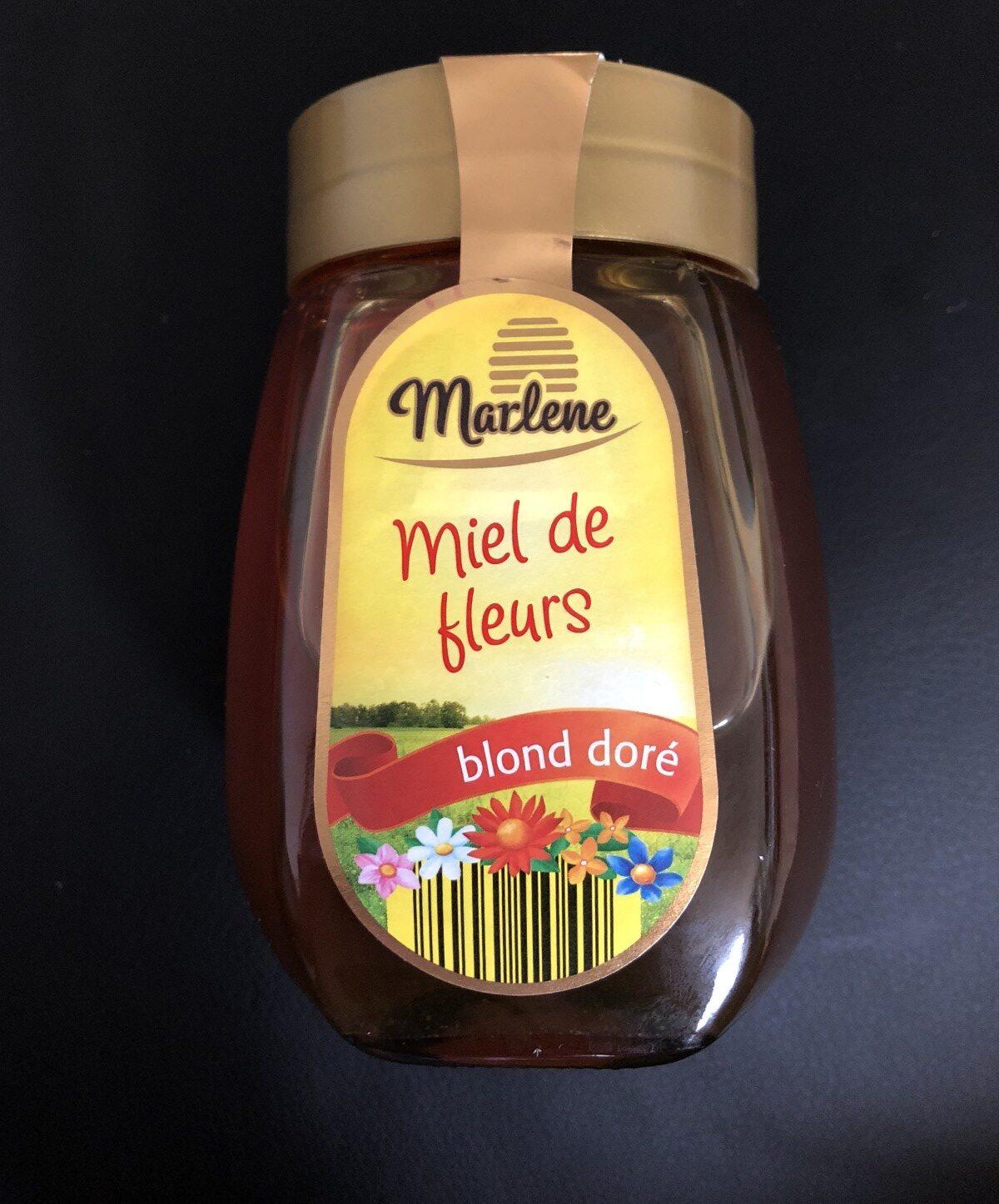 Miel liquide - Ingrédients - fr