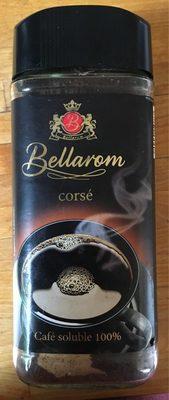 Cafe corsé - Producto