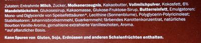 Almond - Inhaltsstoffe - de