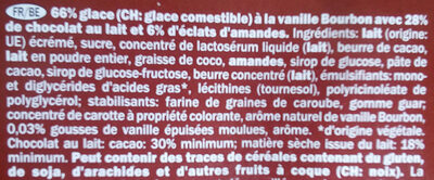 Almond - Ingrédients - fr
