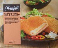 Glenfell - Cordon bleu de poulet - Produit - fr