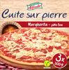 Pizza Margherita - pâte fine - Produit