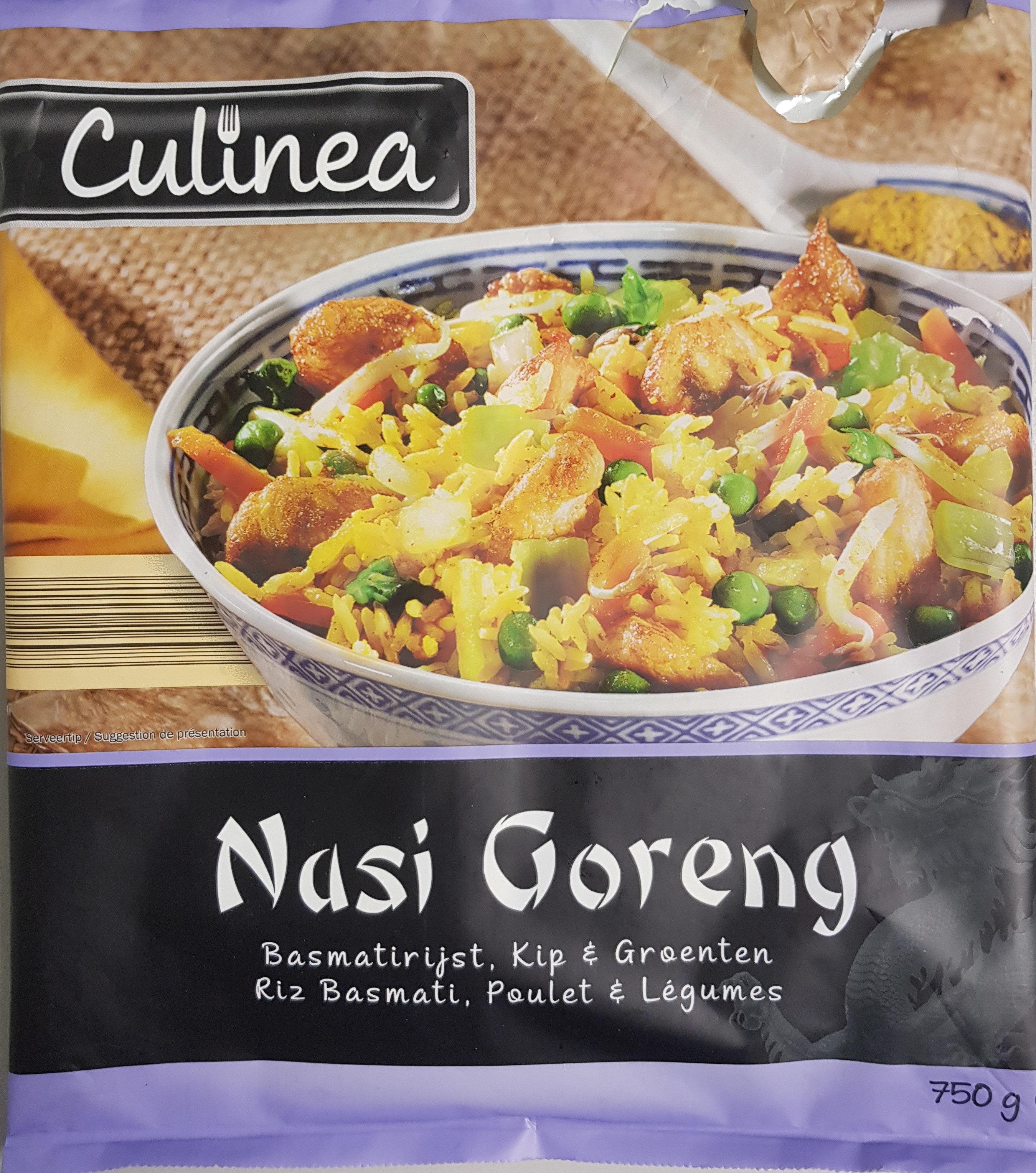 Nasi Goreng - Produit - fr