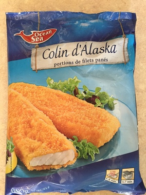 Colin d 39 alaska oc an sea 800 g - Cuisiner du colin surgele ...