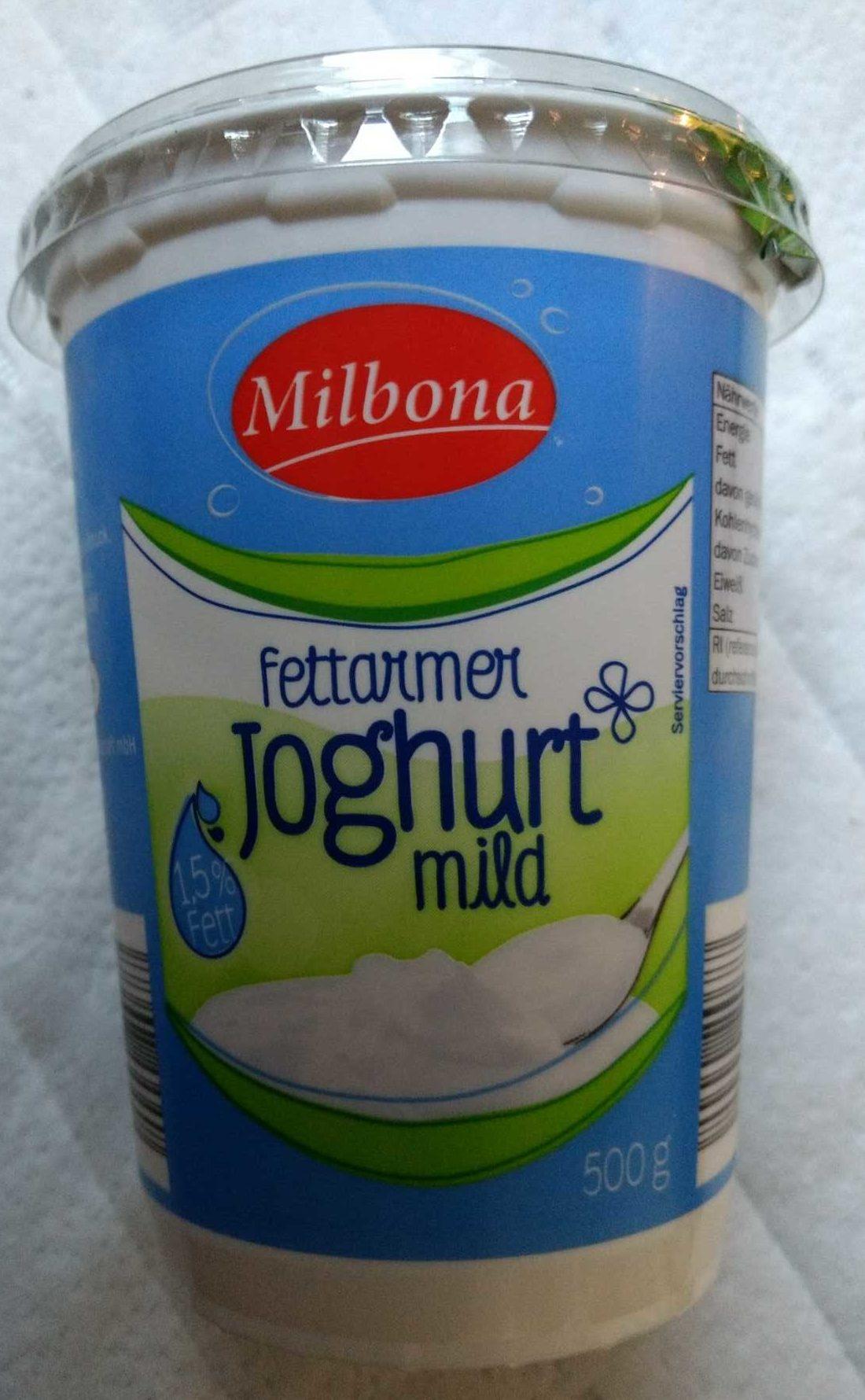 Fettarmer Joghurt mild - Produkt