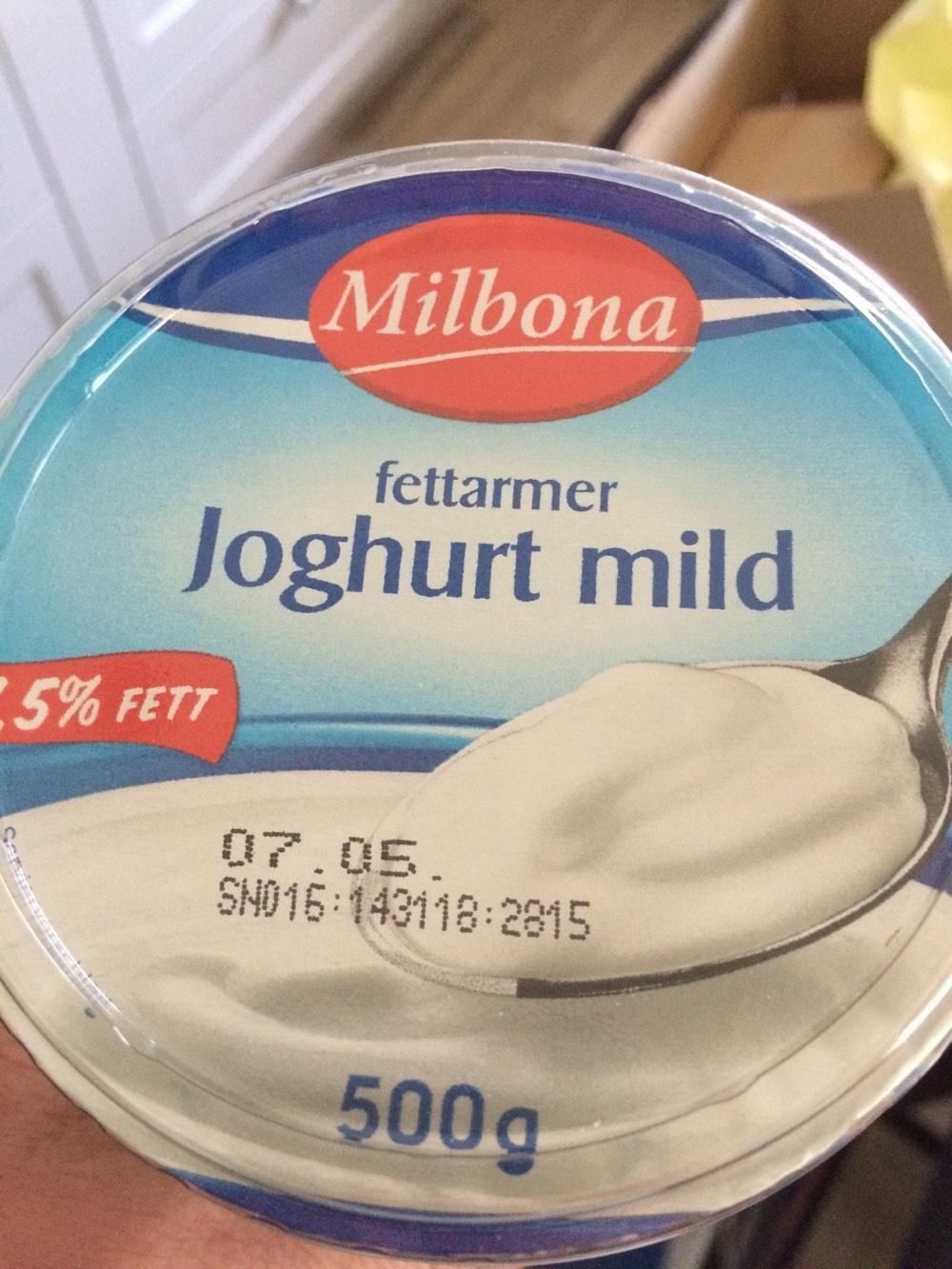 Roeryoghurt halfvol - Produit - fr