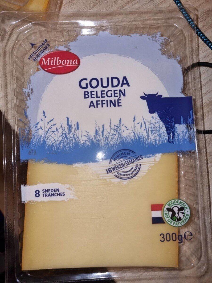 Gouda affiné - Tuote - fi