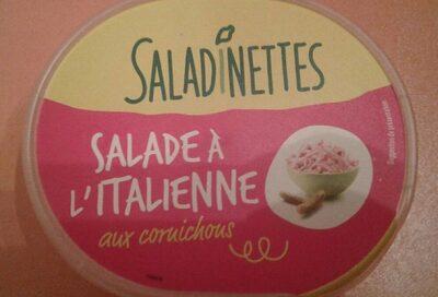 Salade a l'italienne aux cornichons - Produit