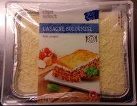 Lasagne Bolognese - Product - sv