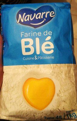 Harina de trigo - Product