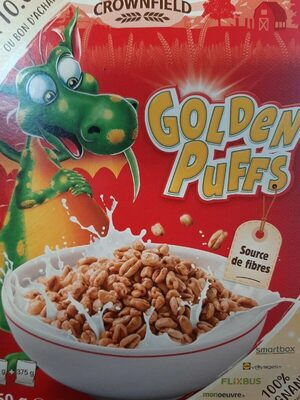 Golden puffs - Producto - fr