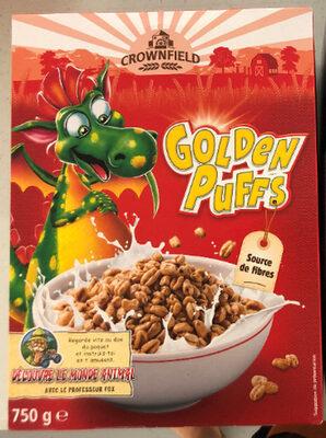 Golden Puffs - Prodotto - fr