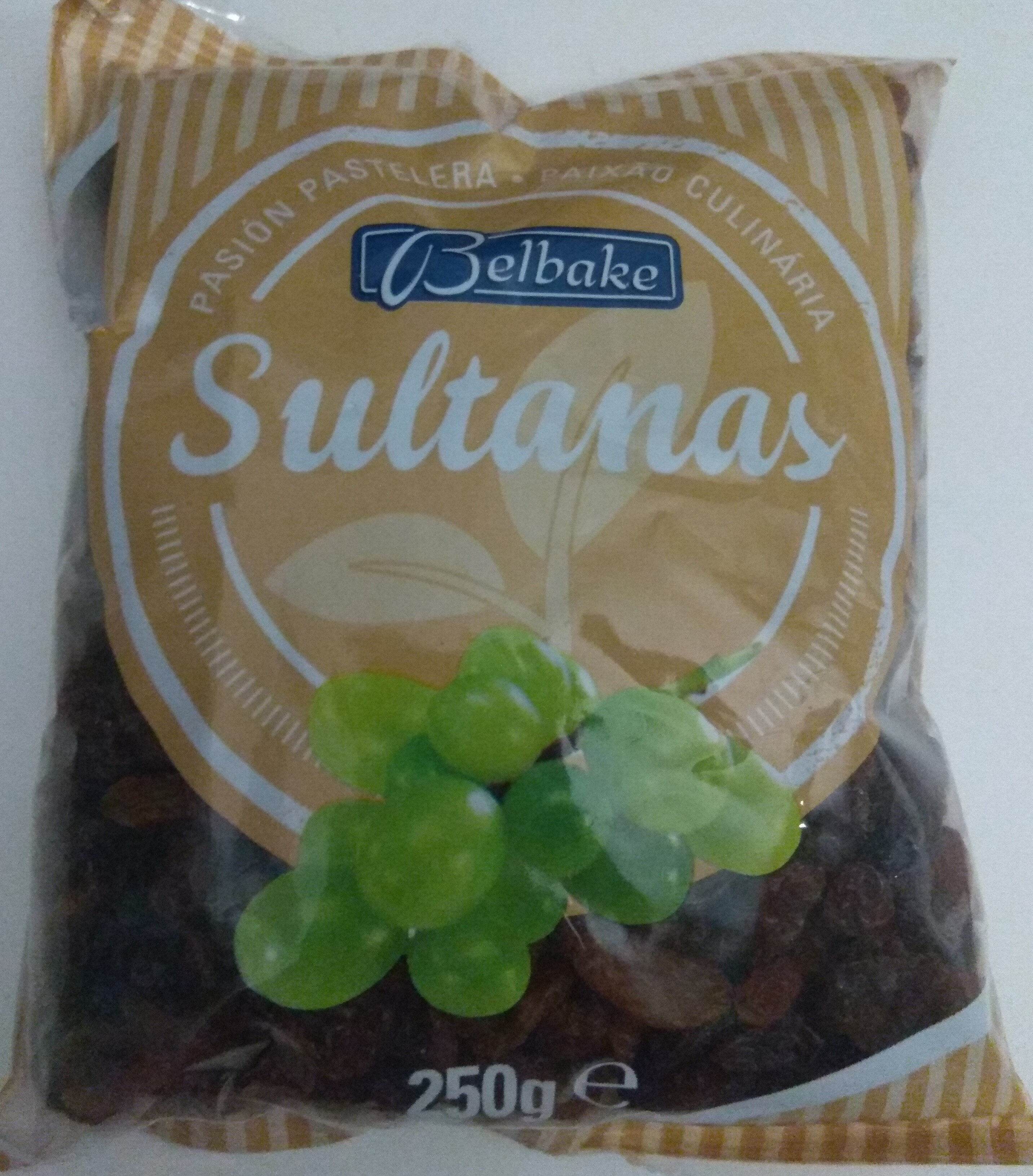 Raisins secs - Producto - es
