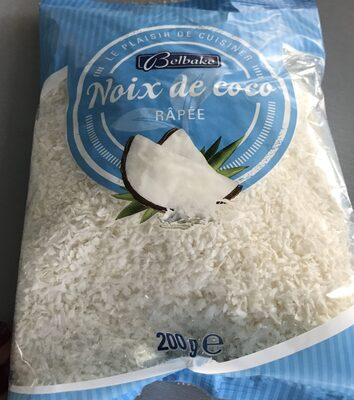Noix de coco râpée - Product - fr
