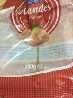 Amandes en poudre - Product