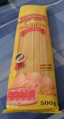 Spaghetti Pasta all'uovo - Produit