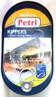 Kippers in vegetable oil - Produit - en