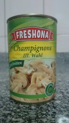 Champignons III. Wahl - Product