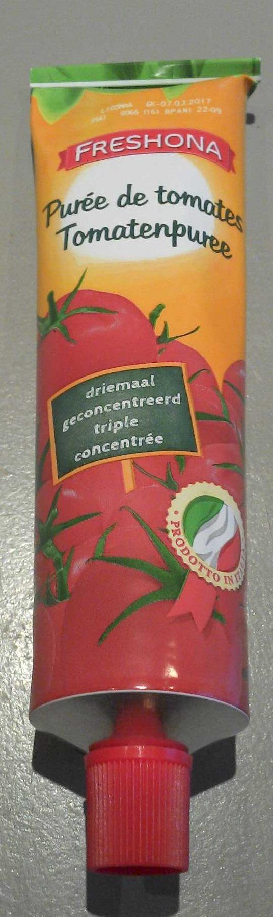 Purée de tomates - Prodotto - fr